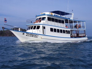 Diving Phuket with MV Dive Asia