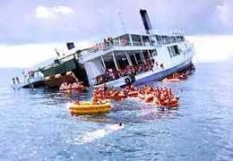 King Cruiser - Wreck Dive