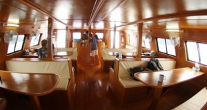 MV Kepsub - Interior