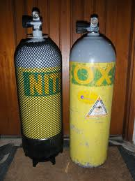 Nitrox Cylinders - Dive Phuket Today