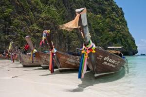Phi Phi Island - Beach Life