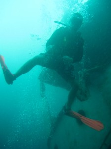 Wreck Diver Racha Yai
