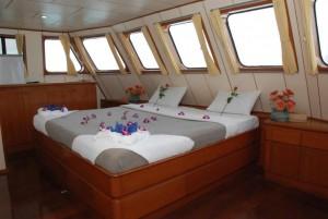 MV Deep Andaman Queen - Master cabin