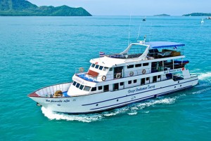 MV Deep Andaman Queen - Crociera subacquea in Thailandia