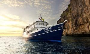 MV Giamani - Crociere subacquee in Thailandia