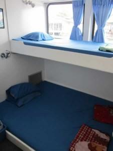 MV Oktavia - Twin Bed cabin