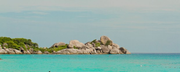 Princess Bay at Similan Island No. 4