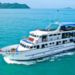 Similan Islands Liveaboard Deep Andaman Queen